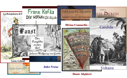 Great novels for language learning via extensive reading
